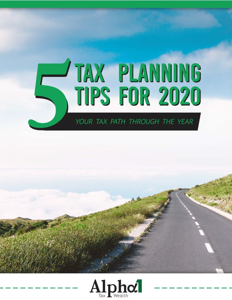 thumbnail of A1 Tax Guide 2020