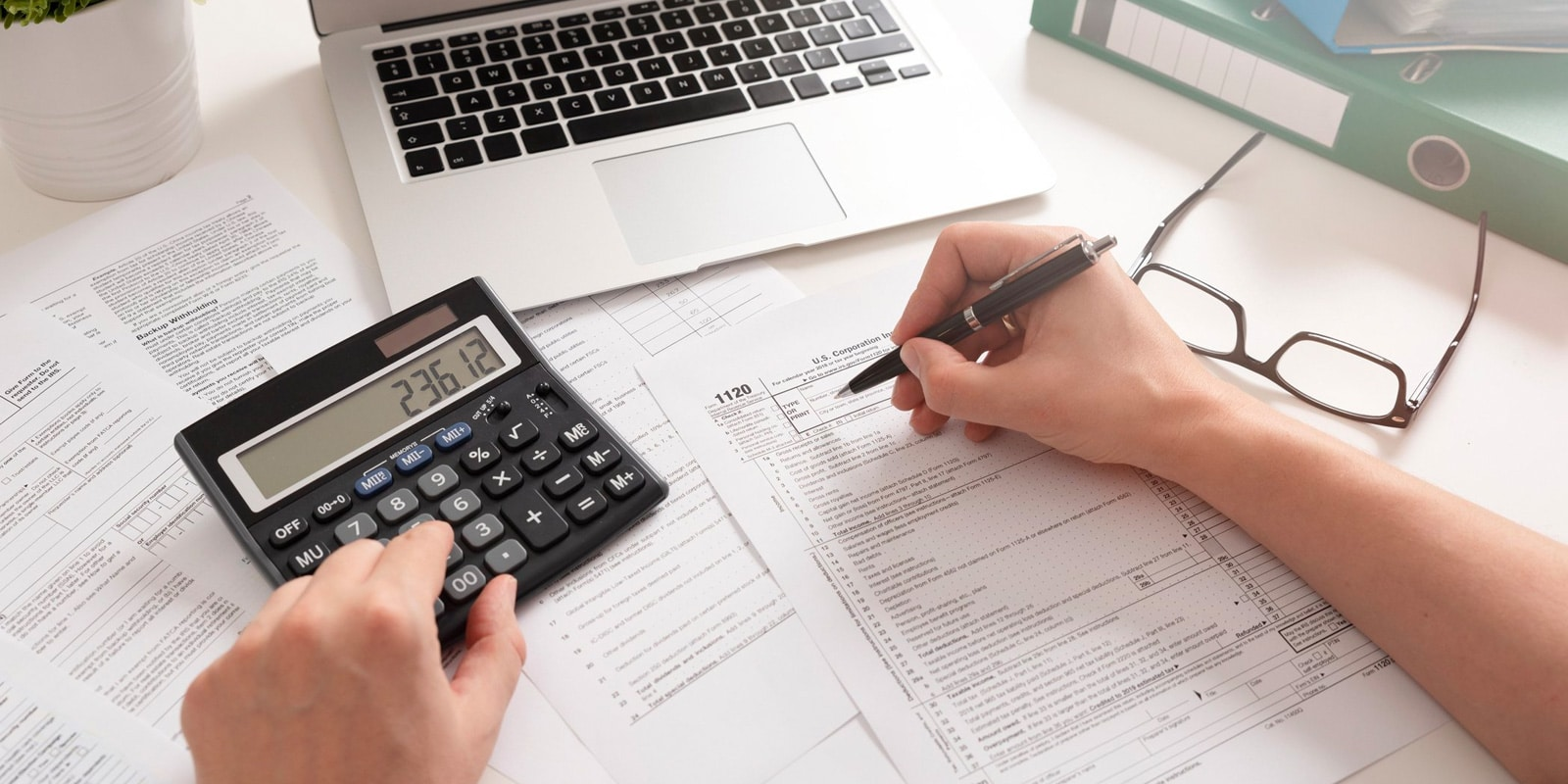 Every financial move you make has tax implications, Have A Plan!